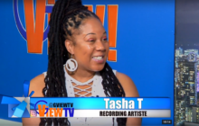 Tasha T – Fire In Me [Official Video 2017] World Premiere on G VIEW TV