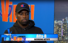 Alty-B – No Sunshine [Official Music Video] Premiere on G View TV