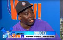 Video Man Chucky AKA X Rated Chucky talks about his 60th Birthday + Canadian Dancehall