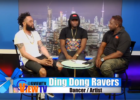 Ding Dong Ravers talks about his career + Usain Bolt's Final Race + Signing with VP held him back