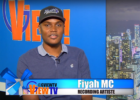 Fiyah Mc talks about the struggle been a unestablished Canadian artist + Djs not playing his songs