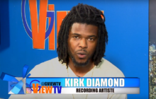 Kirk Diamond – Greater [Official Video 2017] Premiere on G VIEW TV