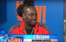I-Octane Talk about his career and also giving back to his community by building a studio.