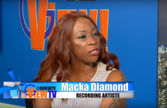 Macka Diamond Talks about Charly Black – Tabanka Remix
