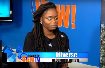 Diiverse the hottest new female dancehall reggae artiste