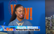 Mrs. Money Bag Nicolle Williams solution bases Mortgage agent + money coach